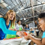 Feeding Hungry Children in Iredell County, North Carolina